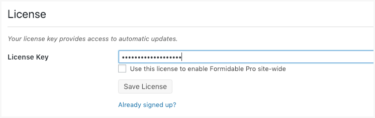 How to Install Formidable Forms Pro on your WordPress site