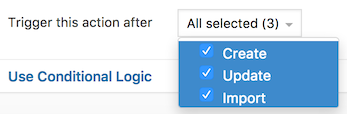 user registration import