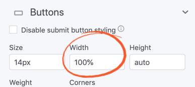 Register Style Button