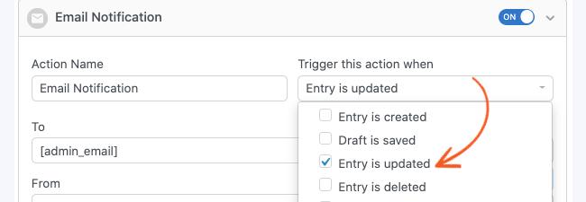 WooCommerce Order Status Email