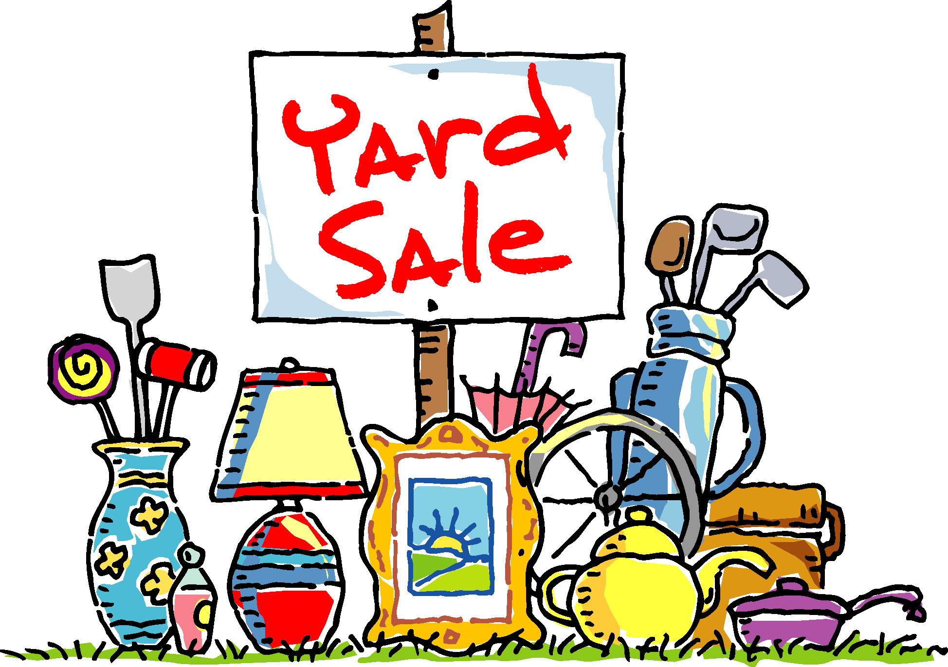 Post Your Yard Sale