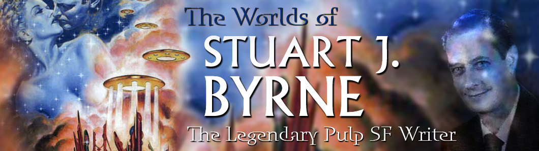 The Worlds of Stuart J. Byrne