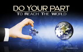 do your part to reach world