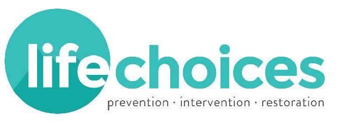 Life Choices logo crpd