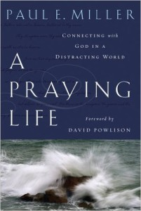 A Praying Life cover 1