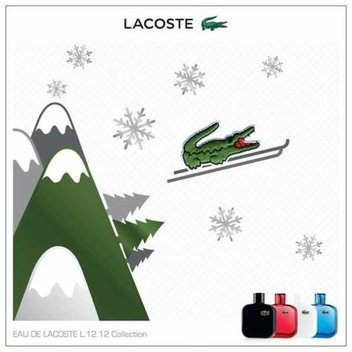 Win a snowboard or skis with Lacoste