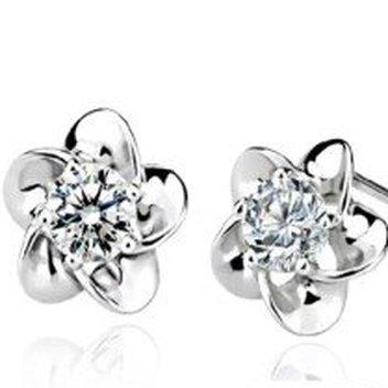 Claim a free pair of Crystal Flowers earrings