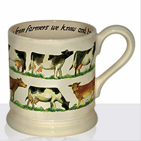 Get a free set of Emma Bridgewater mugs