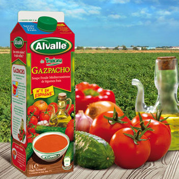 Try Alvalle Gazpacho for free