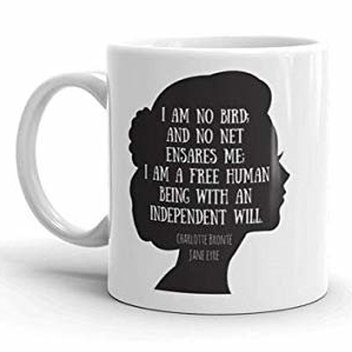 3,000 free Jane Eyre Mugs