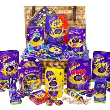 Win a Cadburys Ultimate Easter Basket