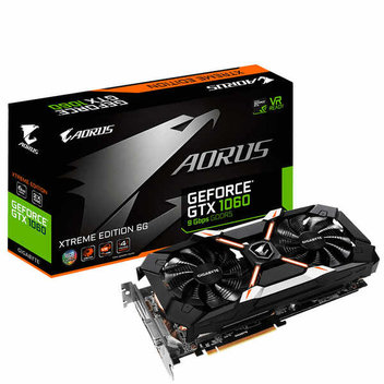 Win an AORUS GeForce graphic card