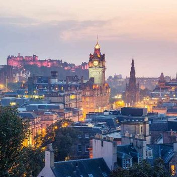Take a free trip to Edinburgh