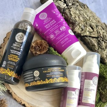 Take home a free bundle of Natura Siberica products