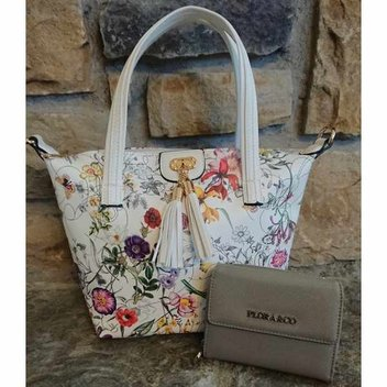 Win a floral handbag from Cuddle Fairy