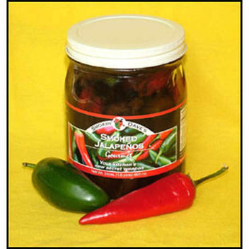 Free samples of Fire & Spice Smoked Jalapeños