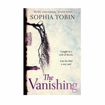 Claim a free copy of The Vanishing