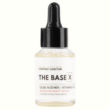 Sample The BaseX: Night Face Serum for free