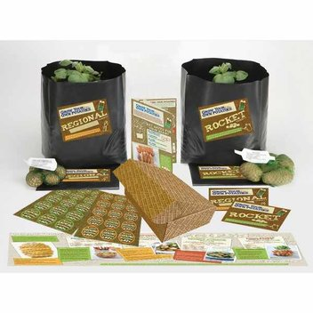 Free Potato Growing Kit