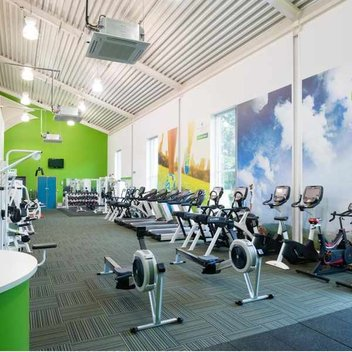 Free 1 day Gym Trial at Nuffield