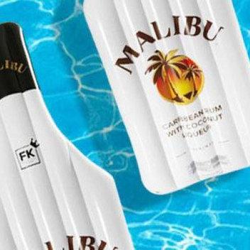 Redeem a free Malibu Bottle Lilo