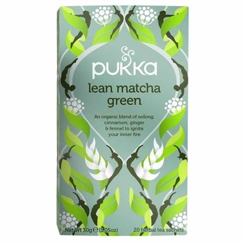 Try the new Pukka Teas for free