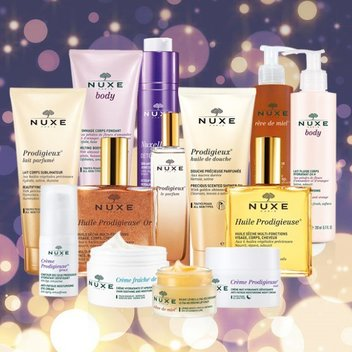 Win a luxurious Nuxe Beauty Hamper worth up to £260