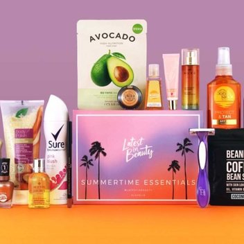 Turn up the heat with the LiB Summertime Essentials Box
