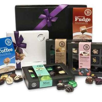 Win a Mother's Day Chocolate Hamper