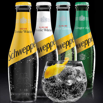 Join the 1783 Club for Schweppes freebies