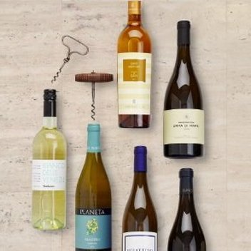 Take home a free hamper of Italian wines