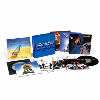 Win a copy of Status Quo's The Vinyl Collection 1981-1996 box set