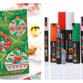 Win 1 of 10 Posca Pen Bundles