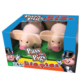 20 Pass The Pigs Goes Big sets to be claimed