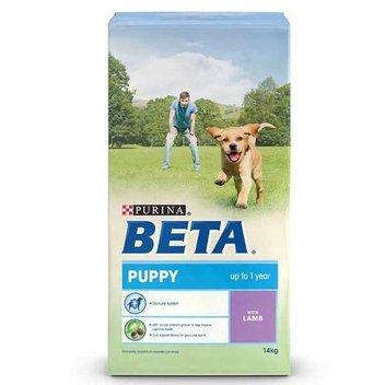 Enjoy a £4 off voucher for Purina® BETA® Puppy