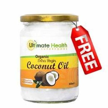 Claim a free jar of Coconut Oil