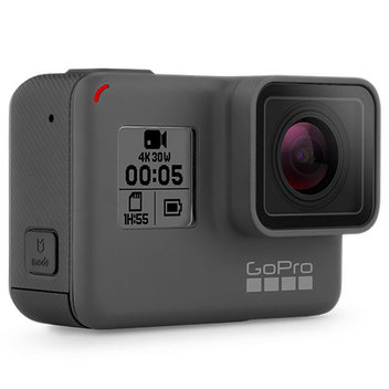 Win a GoPro HERO5 Black 4K 30FPS Action Camera
