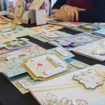 Grab a free pair of tickets to Crafting Live Malvern