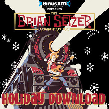 Free The Brian Setzer Orchestra Holiday Album download