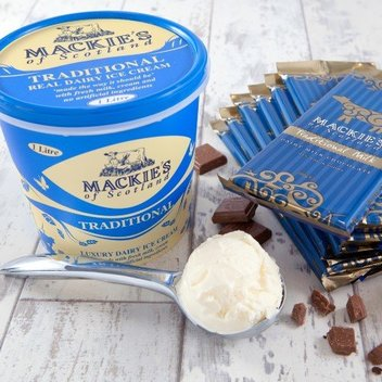 Celebrate Winter with free Mackie's ice cream