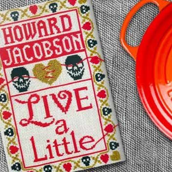 Win a Le Creuset dish worth £225 & a signed copy of 'Live a Little'
