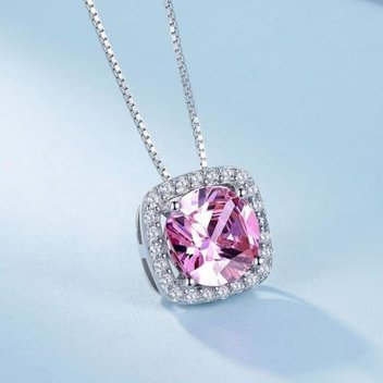 Get a beautiful Abelini 9K Gold & Diamond Pendant