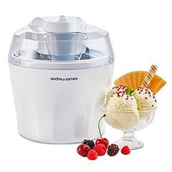 Win an ice cream machine & bundle of goodies