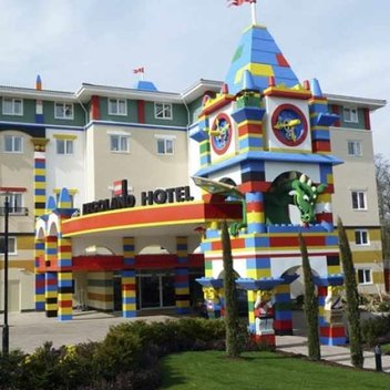 Take a free family trip to Legoland Windsor Resort