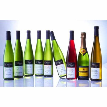 Win a mixed case of 12 Alsace wines