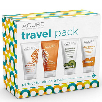 Claim a free Acure Skin Care Travel Set