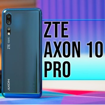 Win a ZTE Axon 10 Pro