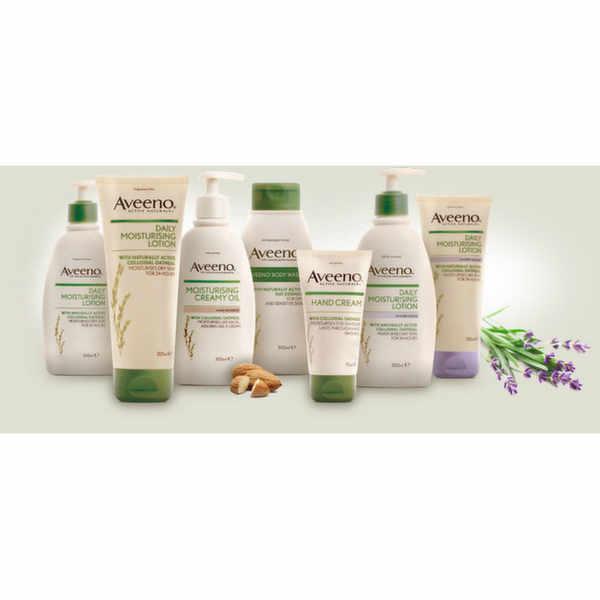 Free Aveeno samples
