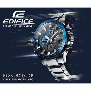Win a Casio Ediface watch