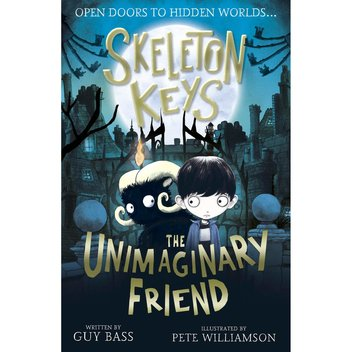 100 copies of Skeleton Keys for young booklovers to be claimed